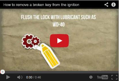 ignision key rmoval